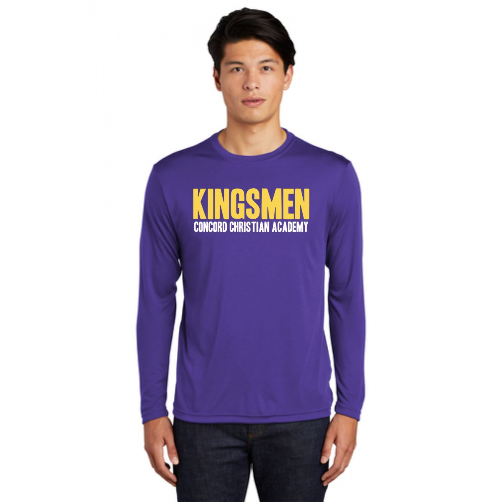 KINGSMEN ST350LS purple